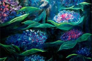 Azisai:紫陽花